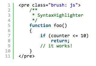 cara mengcostum tag pre html